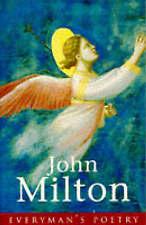 Milton: Everyman's Poetry: 2 (EVERYMAN POETRY), Milton, John