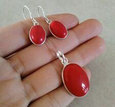 Beautiful Soft Salmon Color in Genuine Coral Earrings with 14K YGF Hooks