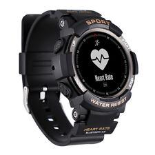 Sports Smart Watch Waterproof Bluetooth Heart Rate Monitor Running Swimming GPS