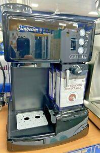 Sunbeam Cafe Barista Coffee Machine Black EM5000K