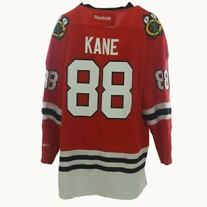 Chicago Blackhawks NHL Reebok Apparel Kids Youth Size Patrick Kane Jersey New