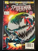 The AMAZING SPIDER-MAN #1 Super Special (1995 MARVEL Comics) ~ LOW GRADE (bgp)