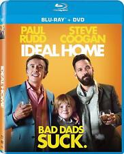 Ideal Home (Blu-ray Disc ONLY, 2018)