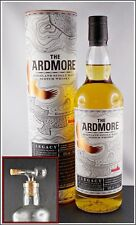The Ardmore Legacy Single Malt Scotch Whisky Whiskey mit Flaschenportionierer