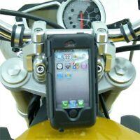 Imperméable 20.5mm-24.5mm Fourche Joug Rigide Étui Support Pour Iphone 5