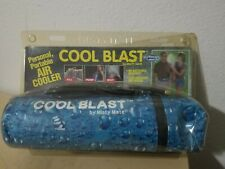NEW (The Original) Cool Blast by Misty Mate - 16oz Personal Portable Air Cooler