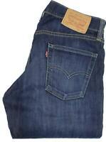 Levi's 514   Blau Straight Regular Stretch Jeans W30 L32 (37897)