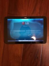 LG G Pad V700 10.1in Black 16GB Tablet : discolored LCD - repair parts