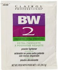 Clairol Professional BW2 Powder Lightener, Dedusted Extra Strength 1 oz