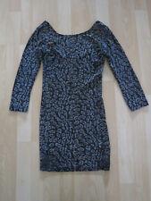 Women's Size 6 Black Multi Dress from Top Shop