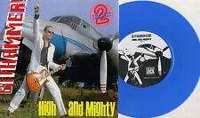 "Bithammer! - High And Mighty 7"" BLUE VINYL Arne Thelin Kwyet Kings Lust-O-Rama"