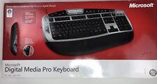 Microsoft Digital Media Pro Keyboard Mac/Win PS2/USB; Model# 1031; BX1-00005