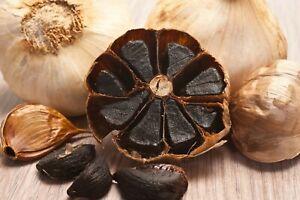 UK made Black Garlic