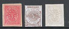 Old Confederate States Stamps
