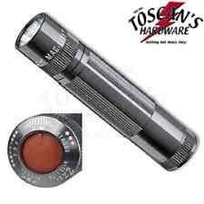 Torcia led U.S.A. MAGLITE LED  XL100 colore CANNA DI FUCILE  - BELLISSIMA!!