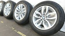 Orig BMW X3 F25 X4 F26 17 Zoll Styl 305 Felgen RDKs Winter Reifen 225 60 RSC TOP