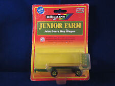 Britains - John Deere Hay Wagon - 1.64 Scale - BR04041 - Brand New & Sealed Rare