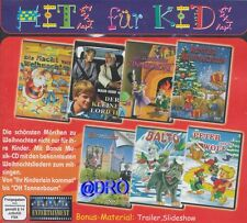 DVD + Weihnachten + Hits for Kids + Diverse Filme & Audio CD + Über 300 Minuten