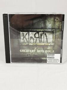 Korn | Greatest Hits | CD & DVD | Zustand GUT