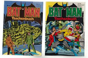 Batman Taschenbuch Ehapa 1-29 fast komplett (nur 7,28 fehlen) (0-1/1) - (1) 1978