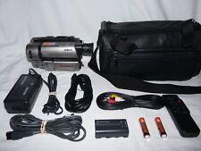 Sony Handycam CCD-TRV65 8mm Video8 HI8 Camcorder Player Stereo Video Transfer