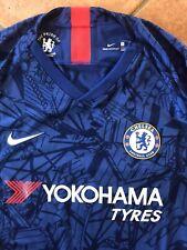 Nike Chelsea Authentic Vapor Soccer Jersey Kit 2019/2020 Men's M AJ5255-495