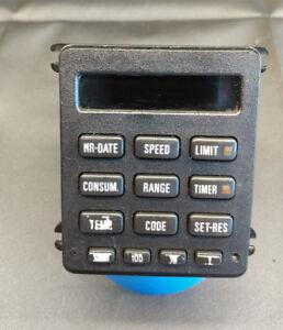BMW E30 13 Button OBC Computer 325ic 325is 325i  318i 318is 325e 325 325ix
