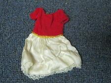 Vintage Silk N Fancy Dress Skipper