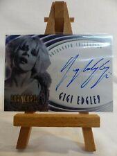 Farscape Season 1 Autograph Card Auto A3 Gigi Edgley as Chiana