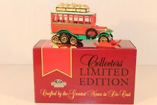 NEW Vintage Matchbox Collectibles 1922 Scania Vabis Post Bus Christmas #yym36793