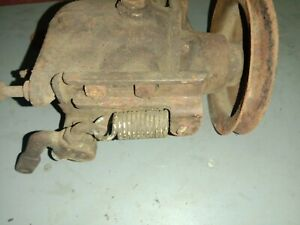 Willys mb cj2a cj3a governor pump