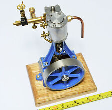 Stuart 10V motor de vapor vertical