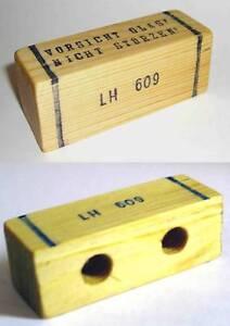 Ladegut / Holzkörper für Herr Flachwagen