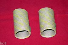 50  Preformed  Coin Wrappers  Half Dollars