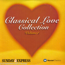 V/A - Classical Love Collection Volume 1 (UK 8 Tk CD Album) (Sunday Express)