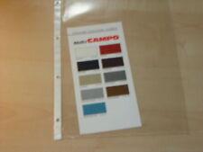 15447) Isuzu Campo Farben Prospekt 199?