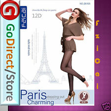 12D Sheer & Silky Step on Pants, premium quality Tights Pantyhose and Stockings