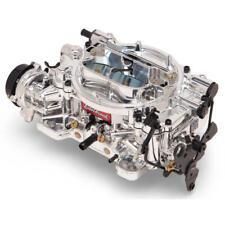 Edelbrock Carburetor 180149; Thunder AVS 500 cfm 4bbl Vacuum Endurashine
