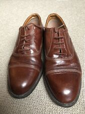 Clarks Smart Brown Shoes - UK 9.5