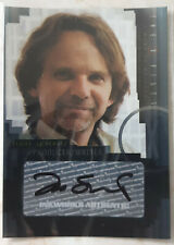 X-Files I Want To Believe Trading Card A4 Frank Spotnitz Producer/Writer Auto