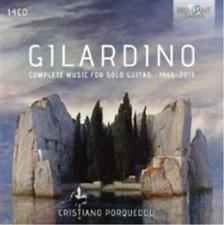 Gilardino: Complete Music for Solo Guitar 1965-2013 (UK IMPORT) CD / Box Set NEW