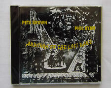 Pete BROWN - Phil RYAN Ardours of the ost rake UK CD VOICEPRINT (RE-2002) SEALED