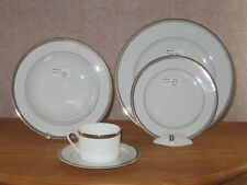 PHILIPPE DESHOULIERES *NEW* ATHOS 6531 Set 3 Assiettes + 1 Tasse Plates + Cup
