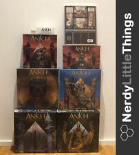 CMON - Kickstarter - ANKH - Eternal Pledge - Komplett - Neu & OVP - Englisch