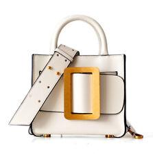 Designer Belt Square D Buckle Decorating Real Leather Handbag Shoulder bag