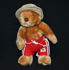 Hard Rock Cafe Honolulu Collectable Bear 2004