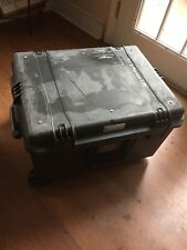 """Pelican Storm iM2750 Rolling Case With Lid Organizer  22"""" x 17"""" x 12"""" Free  Ship"""