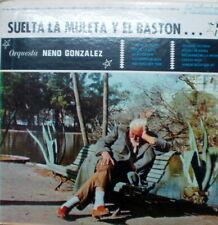 Orquesta Neno Gonzalez Suelta la Muleta y El Baston    LP