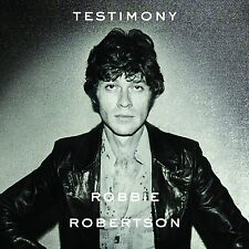 ROBBIE ROBERTSON TESTIMONY CD (NOVEMBER 11 2016) BEST OF/ GREATEST HITS