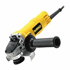 Dewalt amoladora angular 900w 115 mm Dwe4156 Amarillo/noir flexible